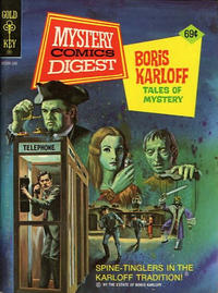 Cover Thumbnail for Mystery Comics Digest (Western, 1972 series) #23