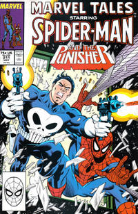 Cover Thumbnail for Marvel Tales (Marvel, 1966 series) #211 [Direct Edition]