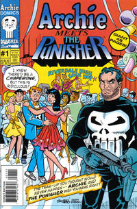 Cover for Archie Meets the Punisher (Archie, 1994 series) #1 [Direct Edition]