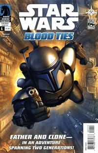 Cover Thumbnail for Star Wars: Blood Ties (Dark Horse, 2010 series) #1