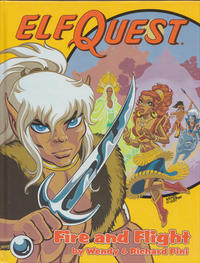 Cover Thumbnail for ElfQuest (WaRP Graphics, 1993 series) #1 - Fire and Flight