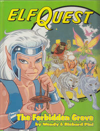 Cover Thumbnail for ElfQuest (WaRP Graphics, 1993 series) #2 - The Forbidden Grove