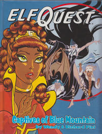 Cover Thumbnail for ElfQuest (WaRP Graphics, 1993 series) #3 - Captives of Blue Mountain