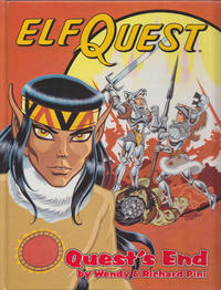 Cover Thumbnail for ElfQuest (WaRP Graphics, 1993 series) #4 - Quest's End