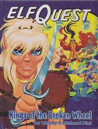 Cover Thumbnail for ElfQuest (WaRP Graphics, 1993 series) #8 - Kings of the Broken Wheel