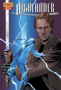 Cover Thumbnail for Highlander (Dynamite Entertainment, 2006 series) #12 [Cover C Jean Dias]
