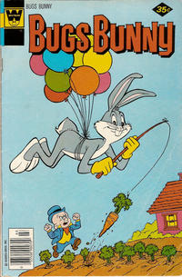 Cover Thumbnail for Bugs Bunny (Western, 1962 series) #194 [Whitman cover]