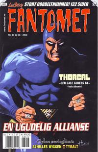 Cover Thumbnail for Fantomet (Hjemmet / Egmont, 1998 series) #17-18/2010