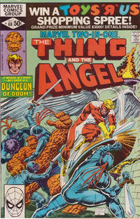 Cover Thumbnail for Marvel Two-in-One (Marvel, 1974 series) #68 [Direct]