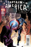 Cover for Captain America: Forever Allies (Marvel, 2010 series) #2