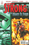 Cover for Tom Strong and the Robots of Doom (DC, 2010 series) #4