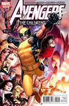 Cover for Avengers: The Children's Crusade (Marvel, 2010 series) #2