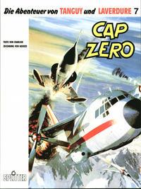 Cover Thumbnail for Die Abenteuer von Tanguy und Laverdure (Splitter, 1987 series) #7