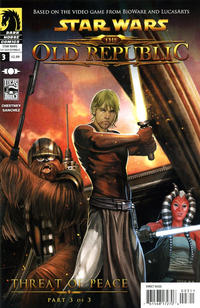 Cover Thumbnail for Star Wars: The Old Republic (Dark Horse, 2010 series) #3