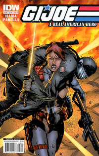 Cover Thumbnail for G.I. Joe: A Real American Hero (IDW, 2010 series) #158 [Cover A]