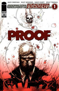 Cover Thumbnail for Proof (Image, 2007 series) #28