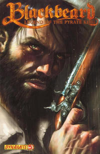 Cover Thumbnail for Blackbeard: Legend of the Pyrate King (Dynamite Entertainment, 2009 series) #5