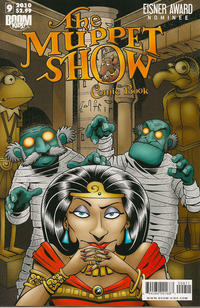 Cover Thumbnail for The Muppet Show: The Comic Book (Boom! Studios, 2009 series) #9