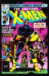 Cover Thumbnail for Hasbro / Uncanny X-Men [Marvel Legends Reprint] (Marvel, 2010 series) #136