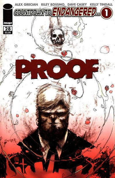 Cover for Proof (Image, 2007 series) #28