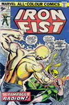 Cover Thumbnail for Iron Fist (1975 series) #4 [British]