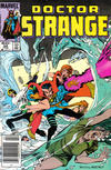 Cover for Doctor Strange (Marvel, 1974 series) #69 [Newsstand Edition]