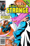 Cover for Doctor Strange (Marvel, 1974 series) #74 [Newsstand Edition]