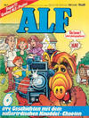 Cover for Alf (Bastei Verlag, 1988 series) #1