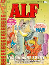 Cover for Alf (Bastei Verlag, 1988 series) #3