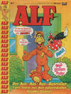 Cover for Alf (Bastei Verlag, 1988 series) #7