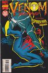 Cover for Spider-Man 2099 (Marvel, 1992 series) #37 [Venom 2099 Cover]