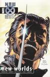 Cover for New X-Men (Marvel, 2001 series) #3 - New Worlds