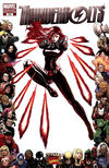 Cover for Thunderbolts (Marvel, 2006 series) #135 [70th Anniversary Frame Variant]