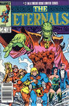 Cover Thumbnail for Eternals (1985 series) #2 [Newsstand]