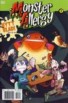 Cover for Monster Allergy (Hjemmet / Egmont, 2004 series) #1