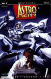 Cover for Astro City (Tilsner, 1999 series) #1 [Silver Agent variant]