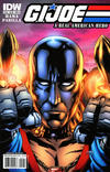 Cover for G.I. Joe: A Real American Hero (IDW, 2010 series) #159 [Cover A]