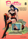 Cover for Betty (Kult Editionen, 1999 series) #8