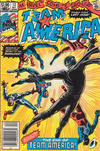 Cover for Team America (Marvel, 1982 series) #12 [Newsstand]