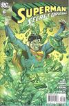 Cover for Superman: Secret Origin (DC, 2009 series) #6 [Gary Frank Kryptonite Cover]