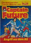 Cover for Captain Future (Bastei Verlag, 1981 series) #1