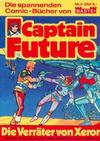 Cover for Captain Future (Bastei Verlag, 1981 series) #3