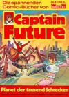 Cover for Captain Future (Bastei Verlag, 1981 series) #4