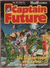 Cover for Captain Future (Bastei Verlag, 1981 series) #10