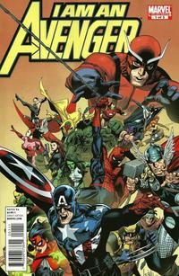 Cover Thumbnail for I Am an Avenger (Marvel, 2010 series) #1