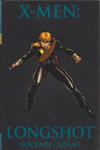 Cover Thumbnail for X-Men: Longshot (Marvel, 2008 series)  [premiere edition]