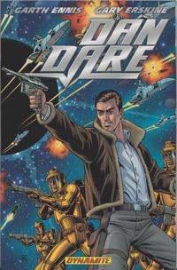 Cover Thumbnail for Dan Dare Omnibus (Dynamite Entertainment, 2009 series) #1