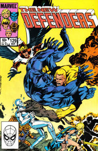 Cover Thumbnail for The Defenders (Marvel, 1972 series) #129 [Direct]