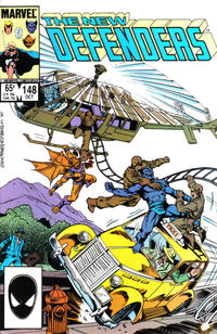Cover Thumbnail for The Defenders (Marvel, 1972 series) #148 [Direct]