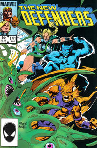 Cover Thumbnail for The Defenders (Marvel, 1972 series) #141 [Direct]